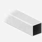 Edelstahl-Vierkant-Rohr