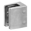 Glasklemme Modell 19 für Glasstärke 20,76 - 21,52mm
