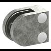 Glasklemme Modell 30 für Glasstärke 1,50 - 10,76mm