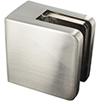 Glasklemme Modell 11 für Glasstärke 6,00 - 10,76mm