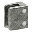 Glasklemme Modell 35 für Glasstärke 8,00 - 17,52mm