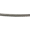 Edelstahl-Seil ø 4mm, flexibel 7x7