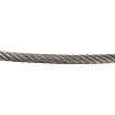 Edelstahl-Seil ø 3mm, flexibel 7x7