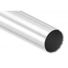 Rohr ø 42,4 x 2,5mm, Länge: 3000mm, aus V2A Edelstahl geschliffen