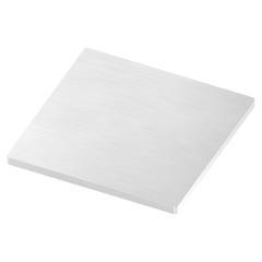 Ankerplatte 120 x 120mm, Stärke 6mm, einseitig geschliffen
