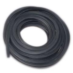 Gummiprofil 3m für Nut 24 x 24 mm für Glasstärke 19,52 - 21,52mm