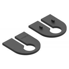 Gummieinlage für Glasklemme Modell 16, für 8,38mm Glas